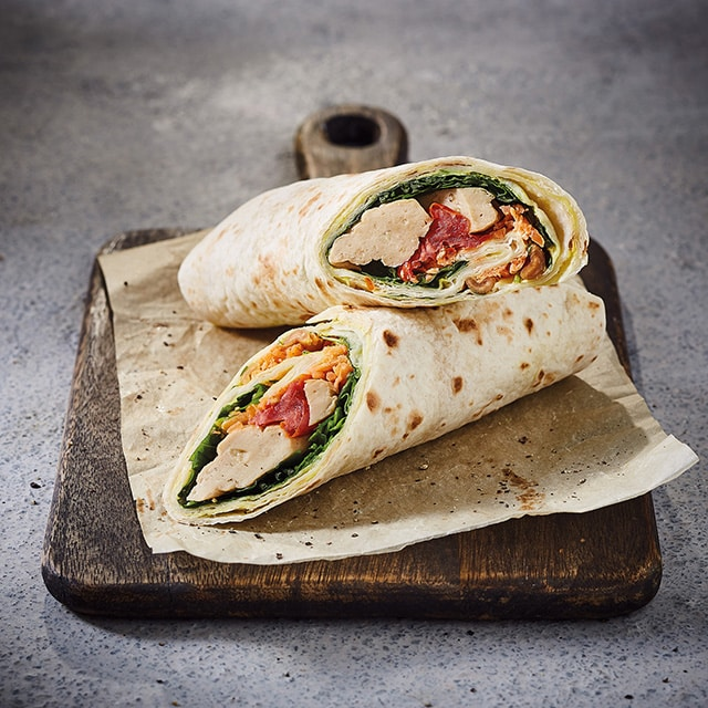 Veggie Pieces ''XL'' Wrap